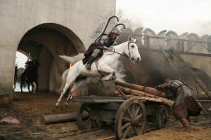 Услуги конных каскадеров